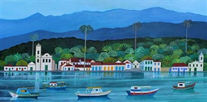 tarde em paraty (an afternoon in paraty) by magdalena zawadzka