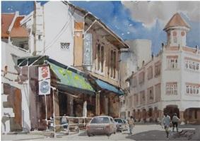 keong siak street by ong kim seng