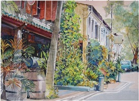 r1 - emerald hill road entrance by ong kim seng