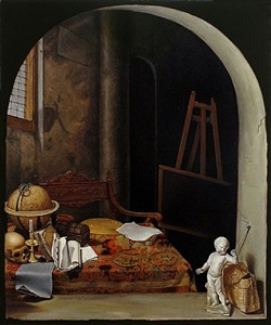 the studio (after anonymous) by matthew hansel
