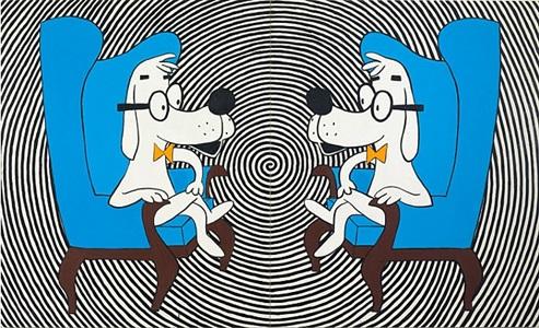 double peabody by sean landers