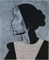 virginia by elizabeth catlett