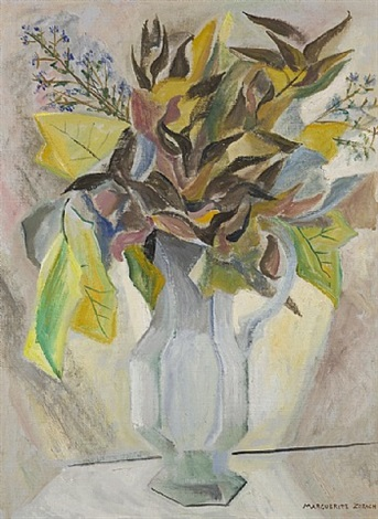 the last leaves by marguerite thompson zorach