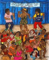 baile funk (funk party) by vanice ayres