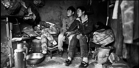father and sons 11 by wang bing