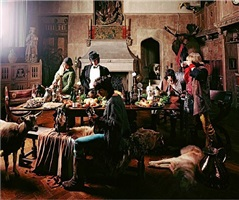 beggars banquet, keith orange by michael joseph
