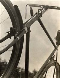 bicycle by claude tolmer
