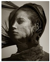 christy turlington (veil) by albert watson