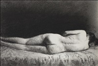 reclining by paul emsley