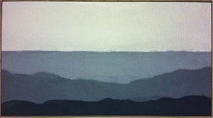 untitled (grey waves) by susan vecsey