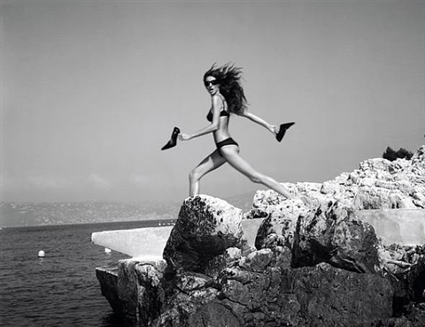 gisele bundchen i, cannes by michel comte