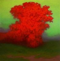 scarlet solitude by richard mayhew
