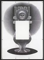 bowl (triptych) by dmitri prigov