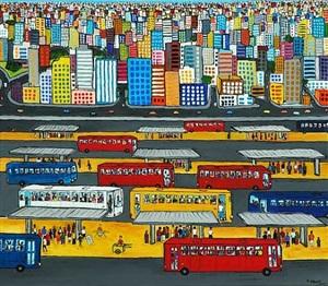 coletivos (public urban transport) by cristiano sidoti