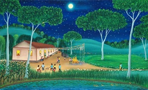 festa junina (saint jean's feast) by francisco severino