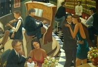 jazz music club by waldomiro sant'anna
