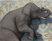 jimmy the dancing elephant by tom palmore
