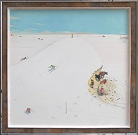manitoba mountain by william kurelek