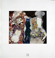 <u>bridal progress</u> from aftermath by gustav klimt