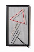tavola magnetica trasparente by grazia varisco