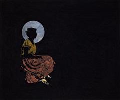 breathing moon by henrik samuelsson