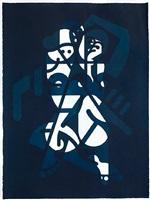 women: sun-stained symbols 36 by ryan mcginness