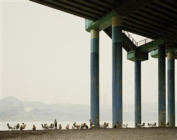 yangtze, the long river: chongqing vi (sunday afternoon), chongqing municipality by nadav kander