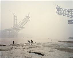 yangtze, the long river: chongqing xi, chongqing municipality by nadav kander