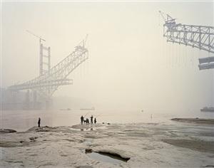 yangtze, the long river: chongqing xi, chongqing municipality by nadav kander