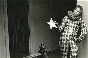 harlequin by duane michals