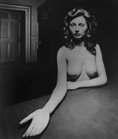 micheldever (nude), hampshire by bill brandt