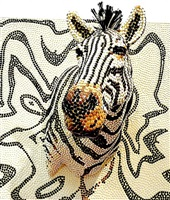 zebra by carlo pasini