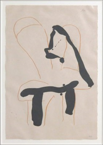 beau geste by robert motherwell