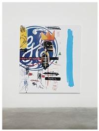 3. o.t. (collaboration nr. 8) by michel majerus