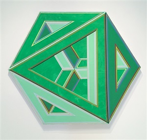 neon green by alvin loving, jr.
