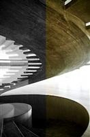 untitled - crosslines series by jorge miño
