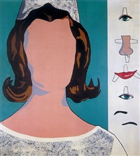 the bride by allan d'arcangelo