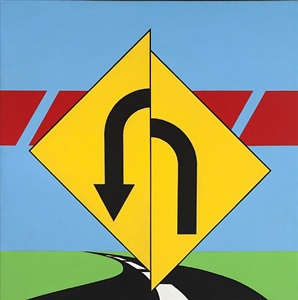 proposition #3 by allan d'arcangelo
