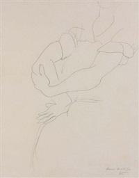 "study of hands, or ""the hands of lydia"" by henri matisse"