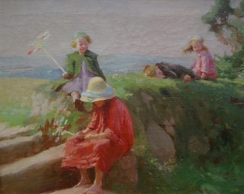 holidays by harold harvey