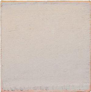 small white drift by warren rohrer