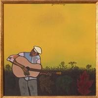 musician by robert gwathmey