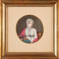 portrait of theodora-helene-elisabeth tronchin by louis ami arlaud-jurine