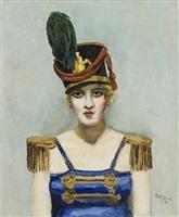 the grenadier by walt kuhn