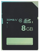 a sd card 8 gb by dennis loesch