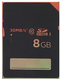 a sd card 8 gb by dennis loesch