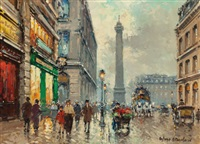 place vendôme by antoine blanchard