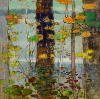 lakeshore motif by rick stevens