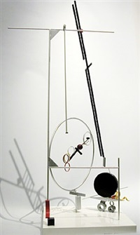 circus construct #22 by fletcher benton