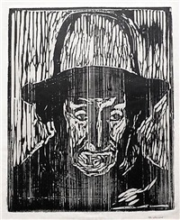 gammel fisker (the old fisherman) by edvard munch